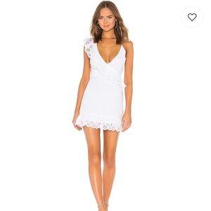 SO CUTE!! 💖 Lovers + Friends Kate Mini Dress